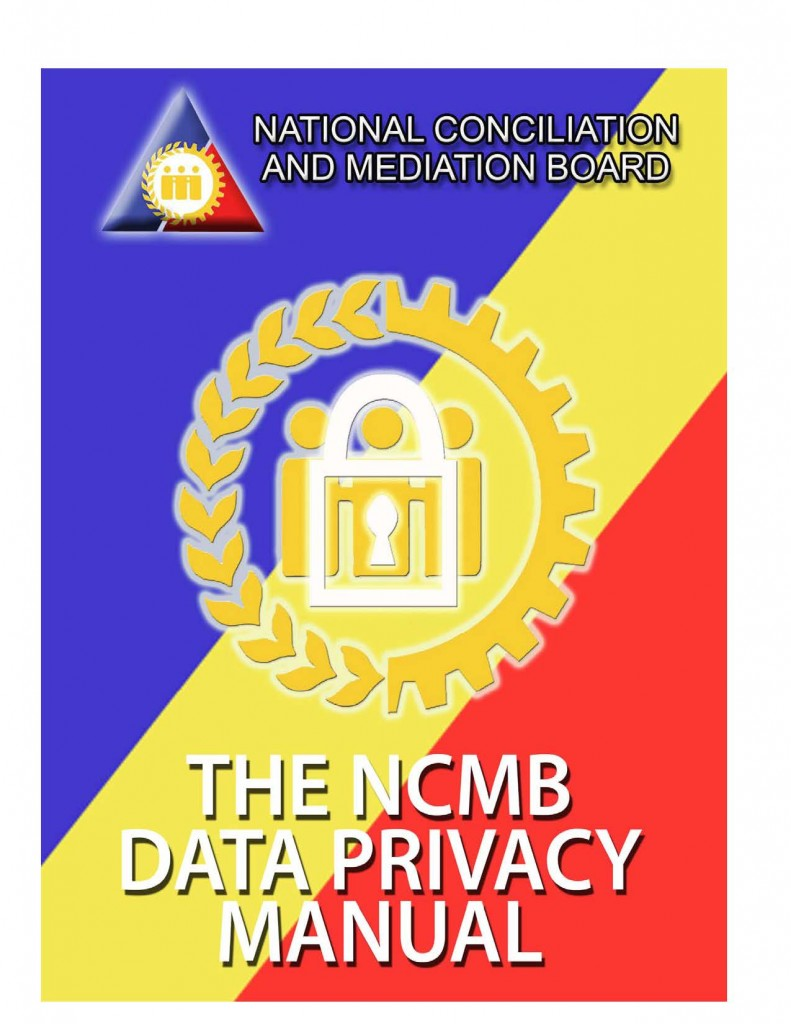 THE DATA PRIVACY MANUAL